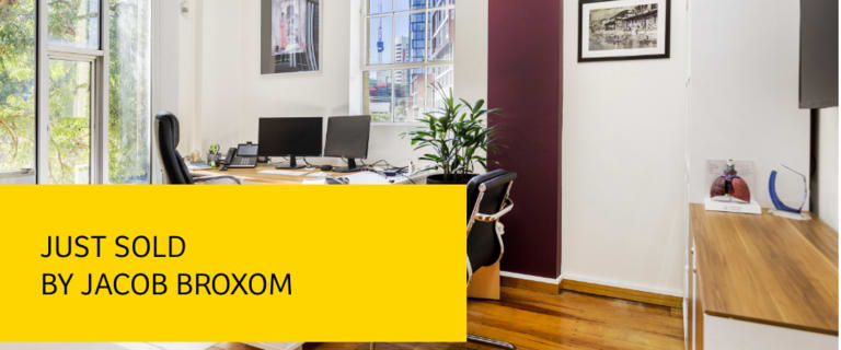 Offices commercial property sold at 1/1A Berry Road St Leonards NSW 2065