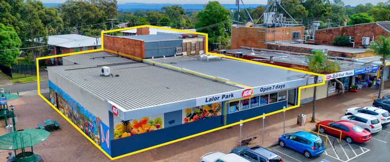 Shop & Retail commercial property sold at 54 Freeman Street Lalor Park NSW 2147