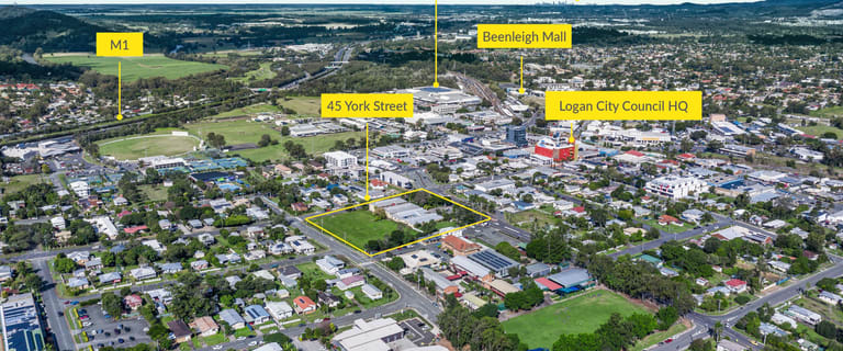 Medical / Consulting commercial property for sale at 45 York Street Beenleigh QLD 4207