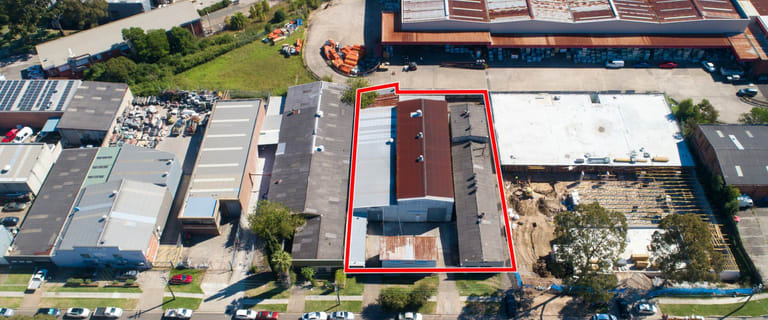 Factory, Warehouse & Industrial commercial property for sale at 10-14 Alexander Street Auburn NSW 2144
