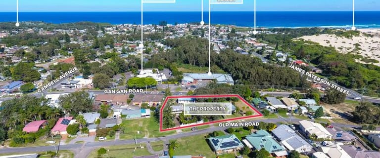 Development / Land commercial property for sale at 113-119 Old Main Road Anna Bay NSW 2316