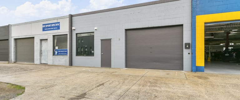 Factory, Warehouse & Industrial commercial property sold at 5 Donald Avenue Frankston VIC 3199