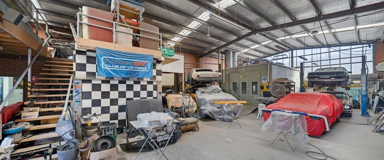 Factory, Warehouse & Industrial commercial property for sale at 9 Chifley Drive Preston VIC 3072