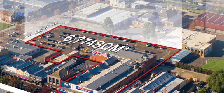 Shop & Retail commercial property sold at 216-228 Raymond Street Sale VIC 3850