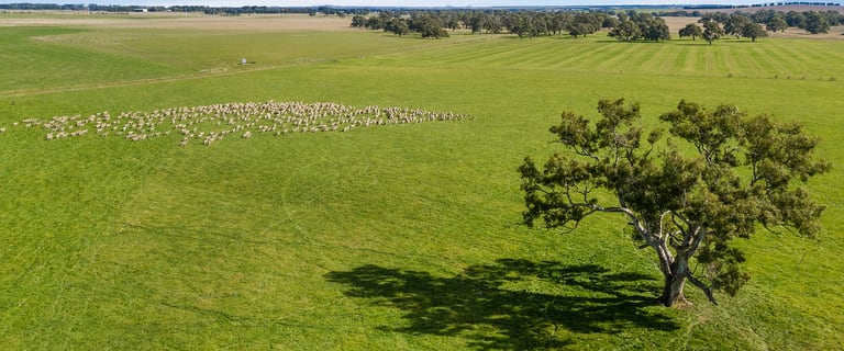 Rural / Farming commercial property for sale at 1154 Stockyard Hill Road Stockyard Hill VIC 3373