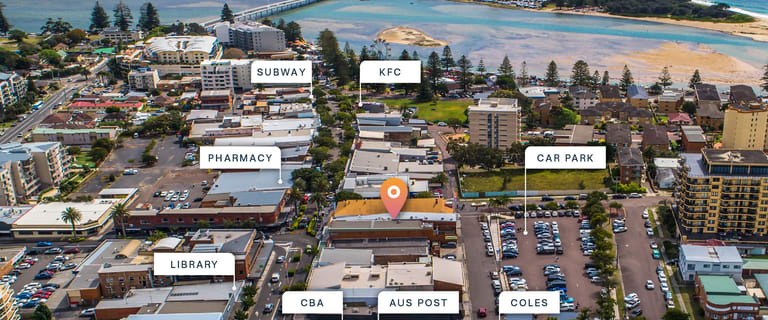 Shop & Retail commercial property for sale at 1/56 The Entrance Road The Entrance NSW 2261