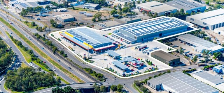 Factory, Warehouse & Industrial commercial property for sale at 2580-2596 & 2602 Ipswich Road Darra QLD 4076