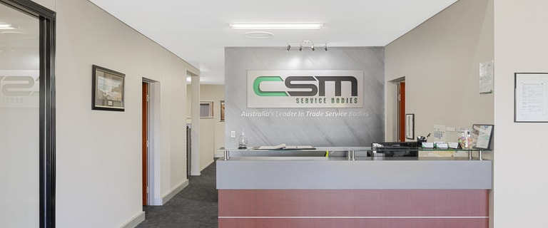 Factory, Warehouse & Industrial commercial property for sale at 485-489 East Street Warwick QLD 4370
