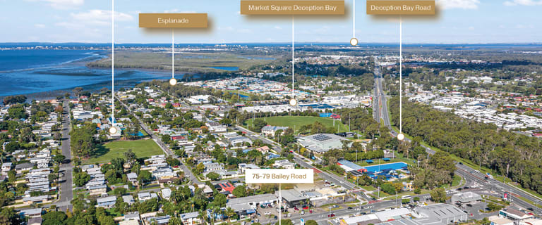 Medical / Consulting commercial property for sale at 75-79 Bailey Road Deception Bay QLD 4508