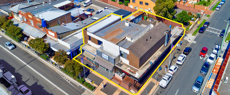 Showrooms / Bulky Goods commercial property for sale at 332 Guildford Road Guildford NSW 2161