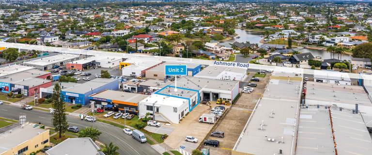 Factory, Warehouse & Industrial commercial property for sale at Unit 2, 10 Strathaird Road Bundall QLD 4217