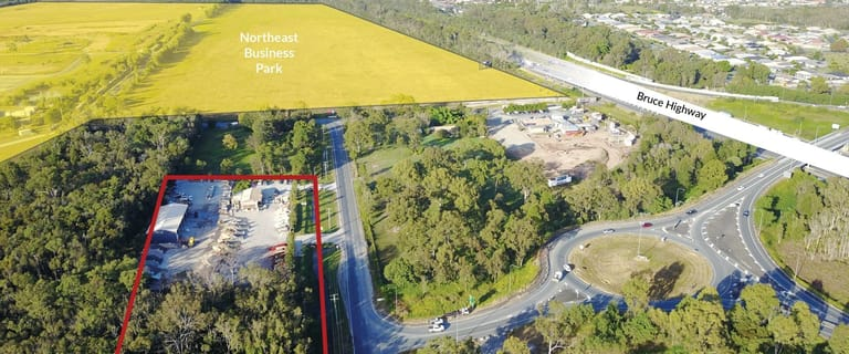 Factory, Warehouse & Industrial commercial property for sale at 14 Trafalgar Drive Morayfield QLD 4506