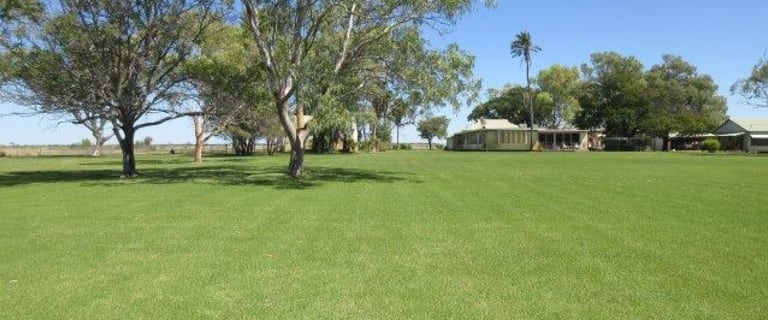 Rural / Farming commercial property for sale at Barcaldine QLD 4725