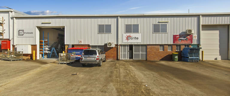 Factory, Warehouse & Industrial commercial property for sale at 21/28-32 Smith Street Capalaba QLD 4157
