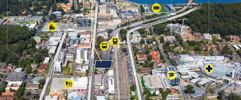 Offices commercial property for sale at 280 Mann Street Gosford NSW 2250