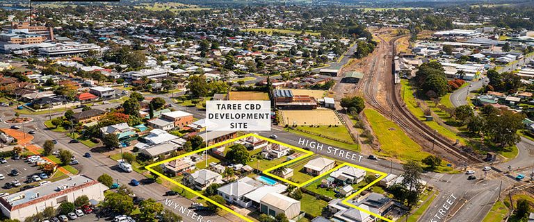 Development / Land commercial property for sale at Taree NSW 2430