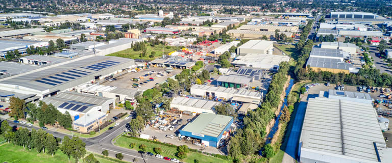 Factory, Warehouse & Industrial commercial property for sale at 2 - 4 Rayben Street Glendenning NSW 2761