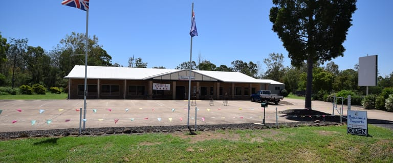 Showrooms / Bulky Goods commercial property for sale at 8506 Warrego Highway (560 Toowoomba Connection Road) Withcott QLD 4352