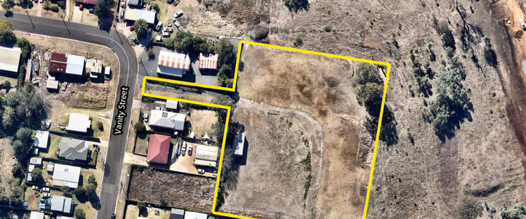 Development / Land commercial property for sale at 4 Vanity Street Rockville QLD 4350