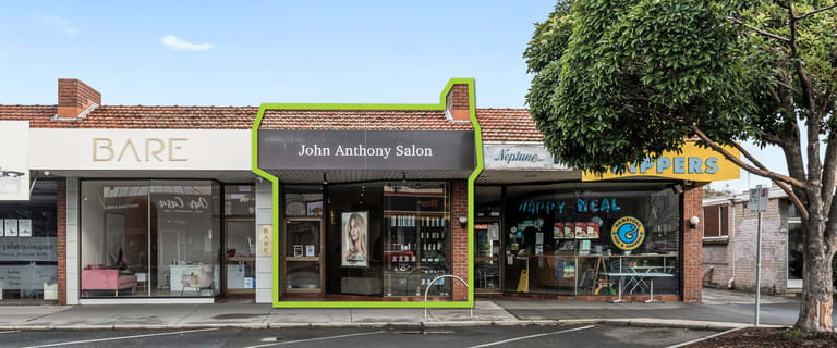 Medical / Consulting commercial property sold at 491A Hampton Street Hampton VIC 3188