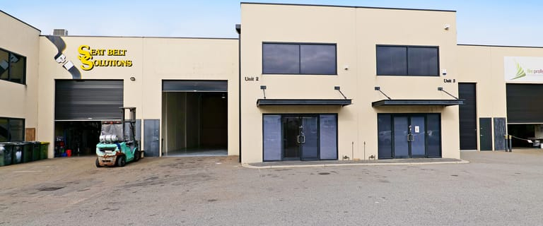 Factory, Warehouse & Industrial commercial property for sale at 2/35 Colin Jamieson Drive Welshpool WA 6106