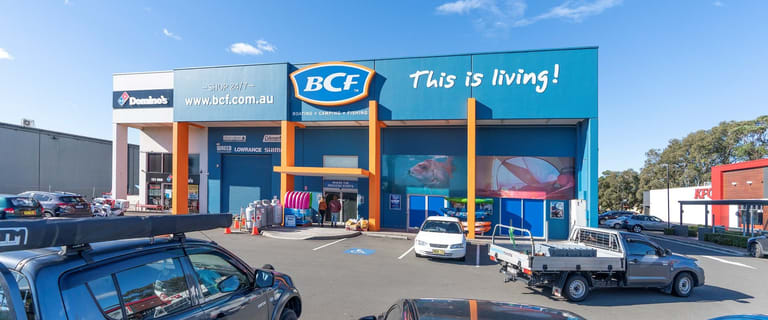 Factory, Warehouse & Industrial commercial property sold at 115 King Street Warrawong NSW 2502