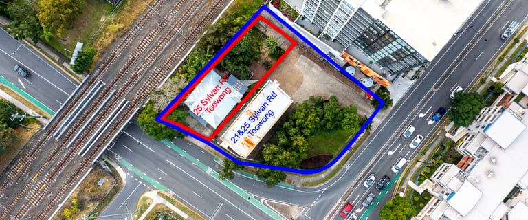 Offices commercial property for sale at 25 Sylvan Rd Toowong QLD 4066