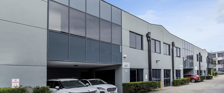 Factory, Warehouse & Industrial commercial property for lease at 36/2 Chaplin Drive Lane Cove NSW 2066