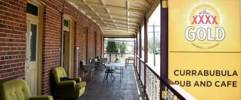 Hotel, Motel, Pub & Leisure commercial property for sale at 1 Davis Street Currabubula NSW 2342