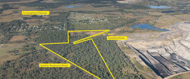 Development / Land commercial property for sale at 140-186 Ipswich Rosewood Road Amberley QLD 4306