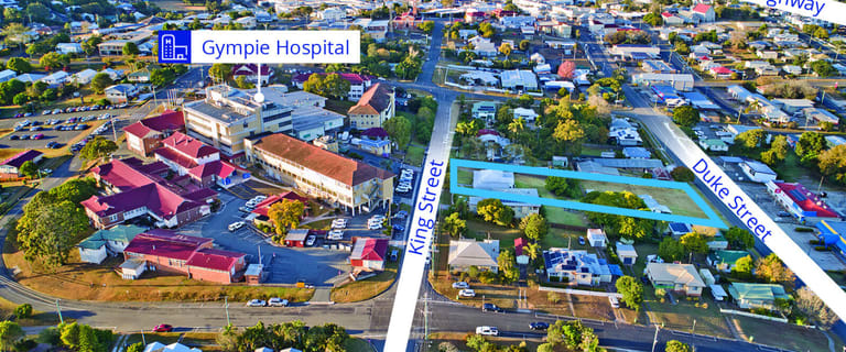 Other commercial property for sale at 53-55 Duke and 28-30 King Street Gympie QLD 4570