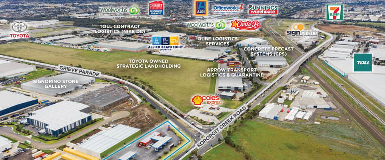 Factory, Warehouse & Industrial commercial property for sale at 650-652 Kororoit Creek Road Altona North VIC 3025