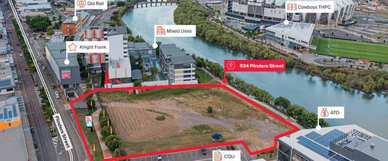Hotel, Motel, Pub & Leisure commercial property for sale at 534 Flinders Street Townsville City QLD 4810