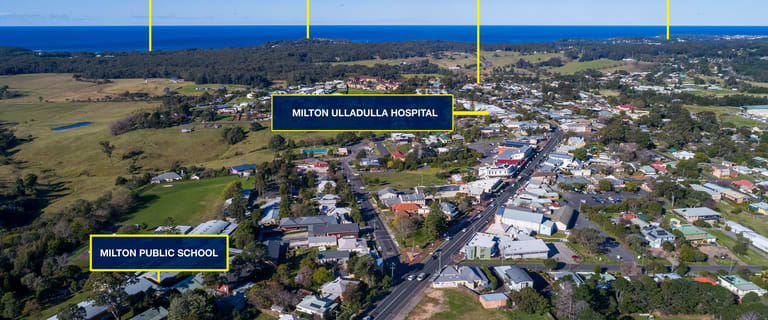 Development / Land commercial property for sale at 267 Princes Highway & Windward Way Milton NSW 2538
