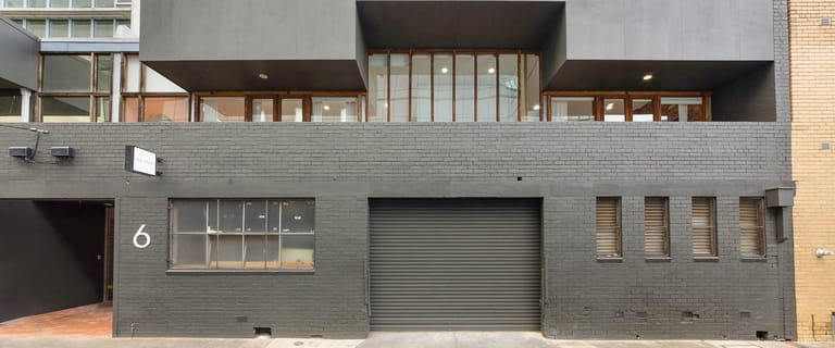 Factory, Warehouse & Industrial commercial property for sale at 6 Hill Street Cremorne VIC 3121