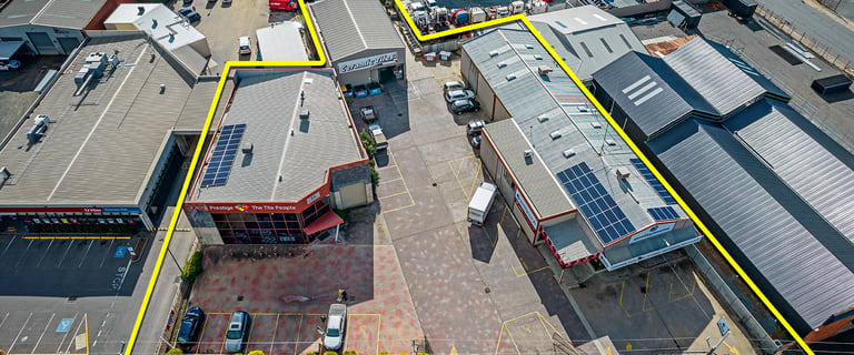 Factory, Warehouse & Industrial commercial property for sale at 23 & 25-27 Benalla Road Shepparton VIC 3630