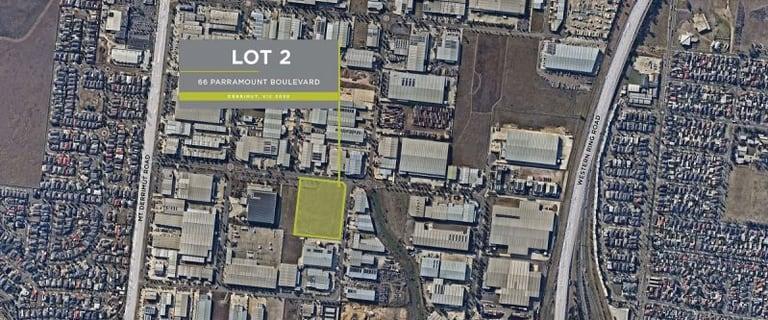 Development / Land commercial property for sale at Lot 2/66 Paramount Boulevard Derrimut VIC 3026