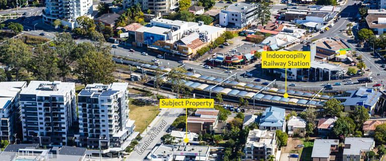 Shop & Retail commercial property for sale at 12 Lambert Road Indooroopilly QLD 4068