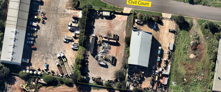 Shop & Retail commercial property for sale at 8 Civil Court Toowoomba City QLD 4350