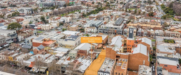 Shop & Retail commercial property for sale at 310-314 Lygon Street Carlton VIC 3053