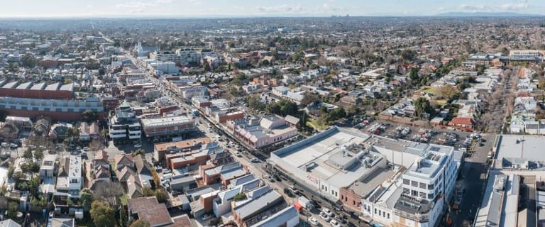 Development / Land commercial property for sale at 180-182 Glenferrie Road Malvern VIC 3144