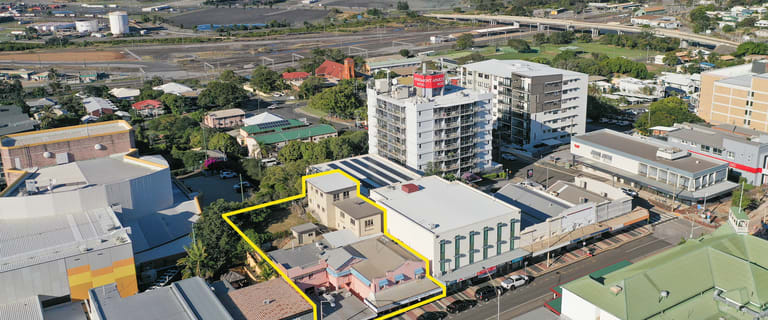 Offices commercial property for sale at 64-66 Goondoon Street Gladstone Central QLD 4680
