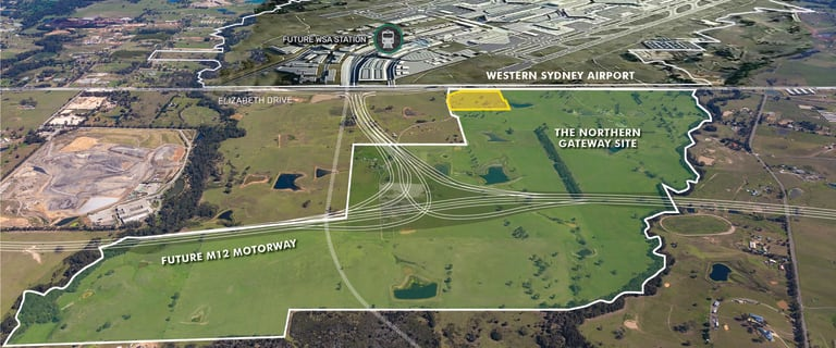 Development / Land commercial property for sale at Badgerys Creek NSW 2555