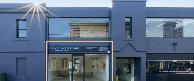 Shop & Retail commercial property for sale at 457A Chapel Street South Yarra VIC 3141