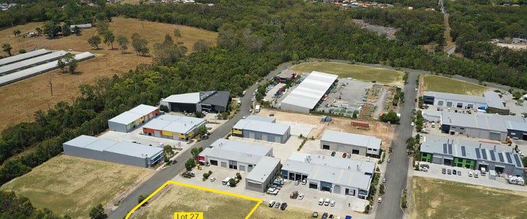 Factory, Warehouse & Industrial commercial property for sale at 3 & 4/50 Jardine Drive Redland Bay QLD 4165
