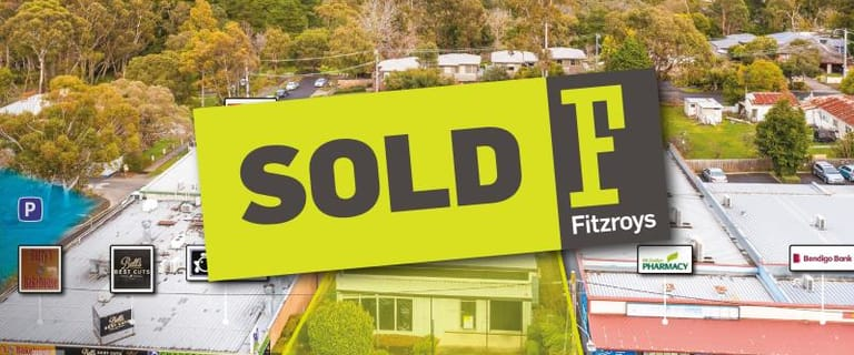 Shop & Retail commercial property sold at 31 Wray Crescent Mount Evelyn VIC 3796