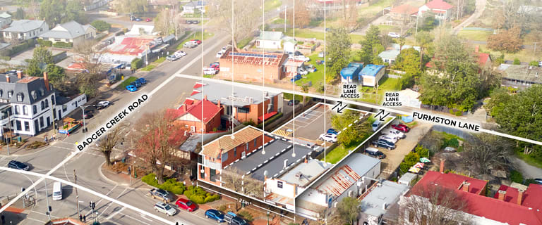 Shop & Retail commercial property for sale at 260-262 Maroondah Highway Healesville VIC 3777