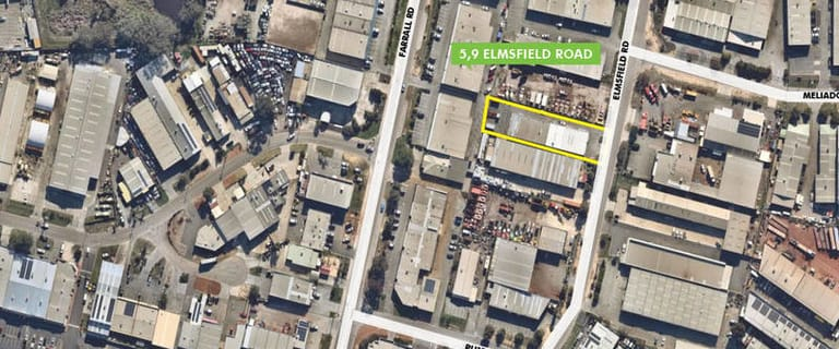 Factory, Warehouse & Industrial commercial property for sale at 5/9 Elmsfield Road Midvale WA 6056