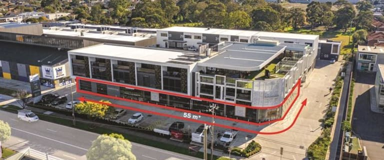 Showrooms / Bulky Goods commercial property for sale at 337 Bay Road Cheltenham VIC 3192