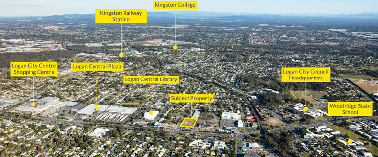 Development / Land commercial property for sale at 5-11 Mayes Avenue Logan Central QLD 4114